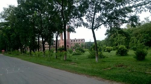 Jahangirnagar University 1