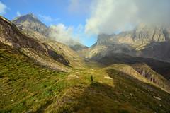 Evening light on the Orobian Alps (supersky77) Tags: pizzodeldiavolo passodivalsecca pizzoporis orobie orobian alps alpes alpi alpen alpine prateriaalpina lombardia lombardy lombardei valbrembana brembo