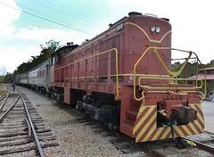 Switch engine (Jer*ry) Tags: train railroad excursion ride northalabamarailroadmuseum vintage antique preservation locomotive alcos2