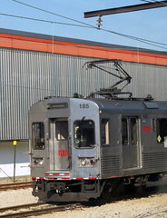 RTA Train - E 55th Yard 2 (David441491) Tags: train commuter rta cleveland