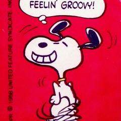 Feelin' groovy! #Snoopy #peanuts #groovy #collectpeanuts #snoopygrams #snoopyfan #snoopylove #vintagesnoopy #ilovesnoopy (collectpeanuts) Tags: collectpeanuts snoopy peanuts charlie brown
