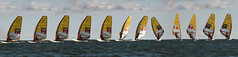 MAX- RSX Windsurfer (kaprysnamorela) Tags: max olympicclasswindsurfer windsurfing sail lake ontario mammothrace 2016 250920160925 sequence cherrybeach twc toronto canada nikond3300