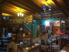 """Punta Arenas: excellent restaurant, La Marmita. <a style=""""margin-left:10px; font-size:0.8em;"""" href=""""http://www.flickr.com/photos/127723101@N04/30287308175/"""" target=""""_blank"""">@flickr</a>"""