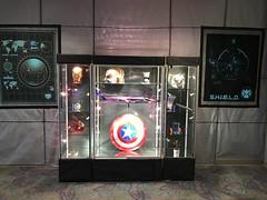 Avengers Decorations (Perfectance) Tags: citi fall fest festival super hero halloween decorations