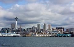 Seattle skyline (Az. Abdulrahman Alzahim) Tags: seattle usa landscape