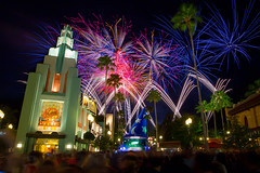 Hollywood Studios - Symphony in the Stars (SpreadTheMagic) Tags: hat star unitedstates florida fireworks may disney special hollywood wars wdw studios fourth kissimmee