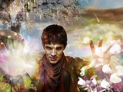 By_Angellla29-d63pnki (ChibiChiii) Tags: fanart merlin angellla29