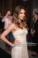 Jessica Alba hosts the Social Star Awards (SUPERADRIANME) Tags: celebrities redcarpet jessicaalba marinabaysands socialstarawards
