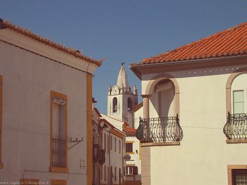 Typical village of Alentejo