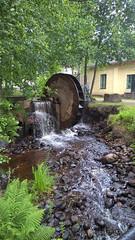 Mathildedal Ironworks, Salo, Finland (SpottingHistory.com) Tags: salo ironworks mathildedal