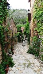 Castelnou (Great!) Tags: frankrijk france languedoc castelnou outdoor village dorp lesplusbeauxvillages