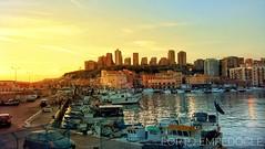 Porto empedocle (arturoiannì) Tags: sicilia portoempedocle porto mare sole italia agrigento