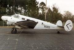 N5855 UC-45J 7010 ISM Jan-92 (K West1) Tags: n5855 uc45j 7010 ism jan92