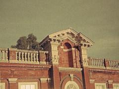 Eltham Orangery (Matthew Huntbach) Tags: halina110 110format lomographypeacockxpro200 eltham orangery