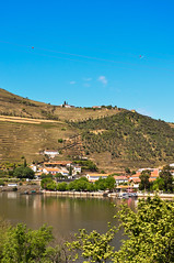 Calm (reflexer) Tags: europa pinhao portugal douro river fluss europe wine hills hgel weinberg day clear