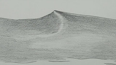 20130327 WoutvanMullem Waves on the beach 12 (Wout van Mullem) Tags: wave waves beach sea animation still pencil wout van mullem