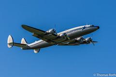 Lockheed Super Constellation (CoronadoTR) Tags: super constellation lockheed