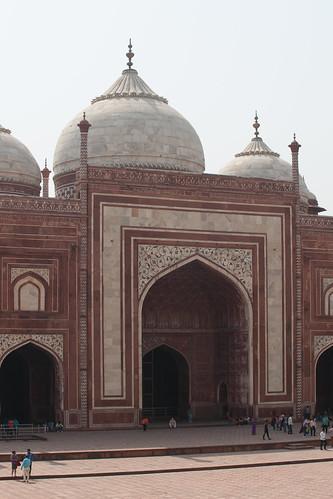 Agra 2016 - Taj Mahal - DSC07582.jpg