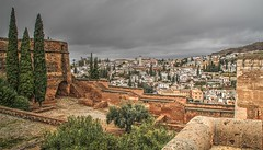 GRANADA (toyaguerrero) Tags: granda andalucia andalusia spain alhambra architecture maravictoriaguerrerocataln toyaguerrero