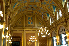 The Antechamber, the Locarno Suite, the Foreign and Commonwealth Office, London (29 Photos) Tags: london government openhouse foreignoffice history architecture historicbuilding