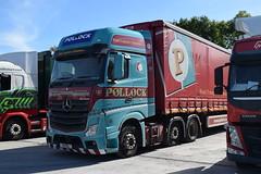 T4PSL 177 Pollock Mercedes 'Canny Scot' (graham19492000) Tags: t4psl 177 pollock mercedes cannyscot