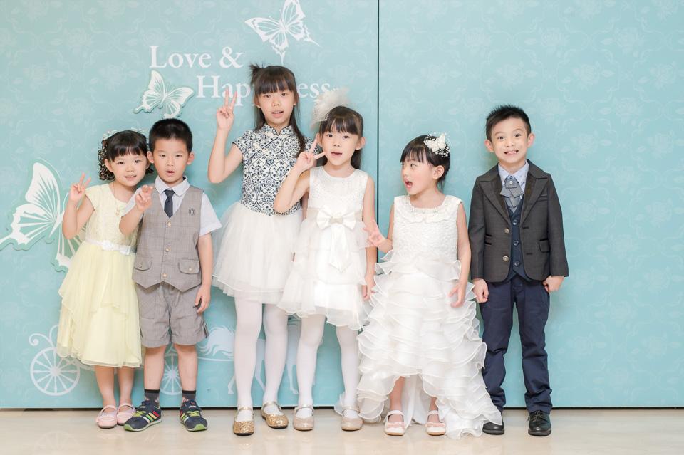台南婚攝 情定婚宴城堡永康館 婚禮紀錄 C & V 115