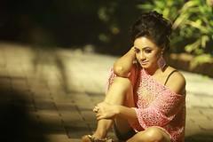 South actress MADHUCHANDAPhotos Set-4-HOT IN MODERN DRESS   (5)