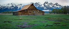 T.A. Moulton Barn (SewerDoc (2 million views)) Tags: grandtetonnationalpark wyoming tamoulton barn jacksonhole antelopeflats