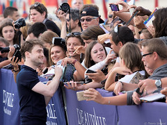 10-09-2016-14 Daniel Radcliffe (Thierry Sollerot) Tags: deauville2016 thierrysollerot tapis rouge deauville festival film amricain american