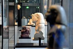 ancient Egyptian tatues (Sumer and Akkad!) Tags: munich germany statemuseumofegyptianart statue ancient egypt memphis thebes nubia upperegypt loweregypt nile fayum saqqara hieroglyph amarna abydos