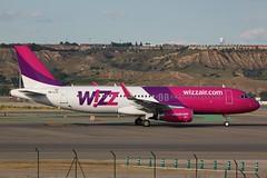HA-LYC Airbus A320 Madrid Barajas Airport 26th May 2014 (_Illusion450_) Tags: aeropuerto adolfosuárezmadrid–barajasairport adolfosuárez madridbarajasairport adolfo suárez madrid–barajas airport madridairport 26514 260514 halyc wizzair wizz airbusa320 a320 320 airbus airbus320 wizzaircom aeroplane aeroport aeronautical aircraft airplane airline airlines airfield aviation avion flight flughafen flugplatz