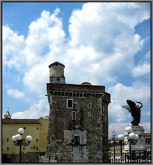 Benevento (Coxxolino) Tags: benevento rocca rettori