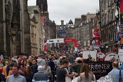 Royal Mile, Edinburgh (Secondcity) Tags: edinburgh royalmile edinburghfestivalfringe