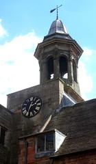 [44927] Rufford Abbey : Clock (Budby) Tags: rufford nottinghamshire abbey victorian countryhouse