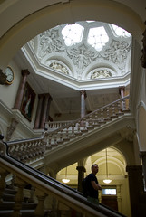 The Muses Stair, the Foreign and Commonwealth Office, London (29 Photos) Tags: london government openhouse foreignoffice history architecture historicbuilding