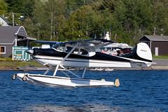 Private Cessna 170B N207EC (jbp274) Tags: 52b greenville greenvilleseaplaneflyin airplanes seaplane flyin mooseheadlake lake water cessna c170