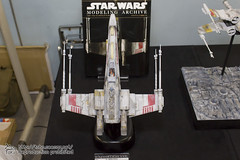6th_doro_off_7-1 () Tags: dorooffexhibition dorooff 6dorooff          toy hobby figure model plasticmodel xwing starwars