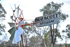 Alston Double Crank windmill; Jondaryon Woolshed, Queensland, Australia (sarracenia.flava) Tags: alston windmill double crank jondaryon woolshed queensland australia