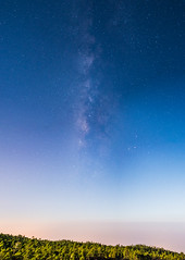 Milky Way Pano