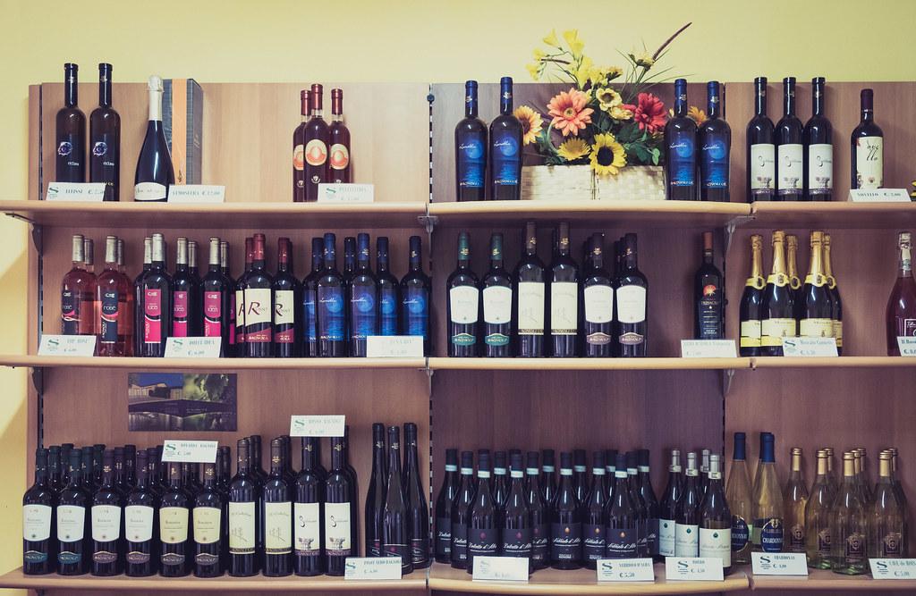 Wine shop (Luca Quadrio) Tags: italian gastronomy shop food wineshop  selection travel restaurant