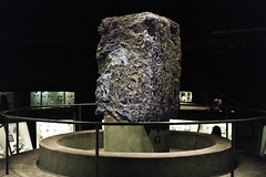 Azurite Monolith (Joe Josephs: 2,861,655 views - thank you) Tags: museums nyc newyorkcity travelphotography knowledge scisnce joejosephsphotography joejosephs minerals rocks geology earthscience