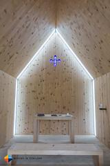 Inside the Chapel (HendrikMorkel) Tags: austria family sonyrx100iv vorarlberg sterreich bregenzerwald mountains alps alpen berge panoramawegbezau panoramawegbaumgartenbezau