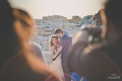 Holding you. (Jordi Corbilla Photography) Tags: santorini greece nikon d750 50mm f18 jordicorbilla jordicorbillaphotography portrait wedding couple