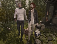 #333. All the leaves are brown And the sky is grey I've been for a walk (Gui Andretti) Tags: taketomi gacakina deadwool davidheather tmd ultraevents mensdept blackbantam theforest pet koalas male man men friendship guys boys thebookofdaniel blankline nomatch hair
