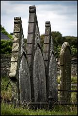 "Manx Series ""Old Graves"" (Der Reisefotograf) Tags: isle man manx iom landscape gravestones graveyard mossy"