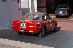 Alfa Romeo Giulietta Sprint (osti_andrea) Tags: scuderia del portello coppa doro delle dolomiti cortina dampezzo aci asi storico classica car classic race historical panamericana carrera mexico