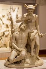 Mercurio adormeciendo a argos. (roshua_quest) Tags: sculpture escultura plaster glipoteca munal yeso ejidodelcentro ciudaddemxico mxico mx