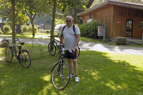028_Thomas nach der Fahrradtour