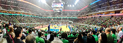 DLSU vs ADMU Panoramic 2 (Daniel Y. Go) Tags: admu dlsu uaap basketball iphone6 animo