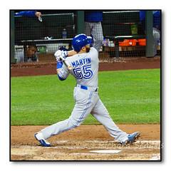 Swing and a Miss (seagr112) Tags: seattlemariners seattle torontobluejays safecofield mlb baseball baseballgame washington russellmartin